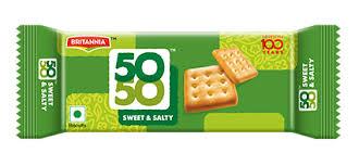 50-50 SWEET & SALT