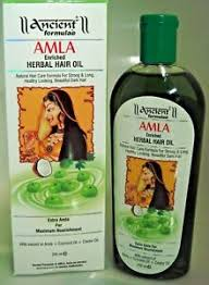 AMLA ENRICHED HERBAL HAIR OIL