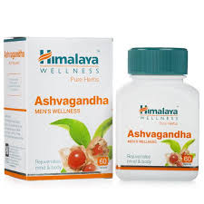 ASHVAGANDHA MENS WELLNESS