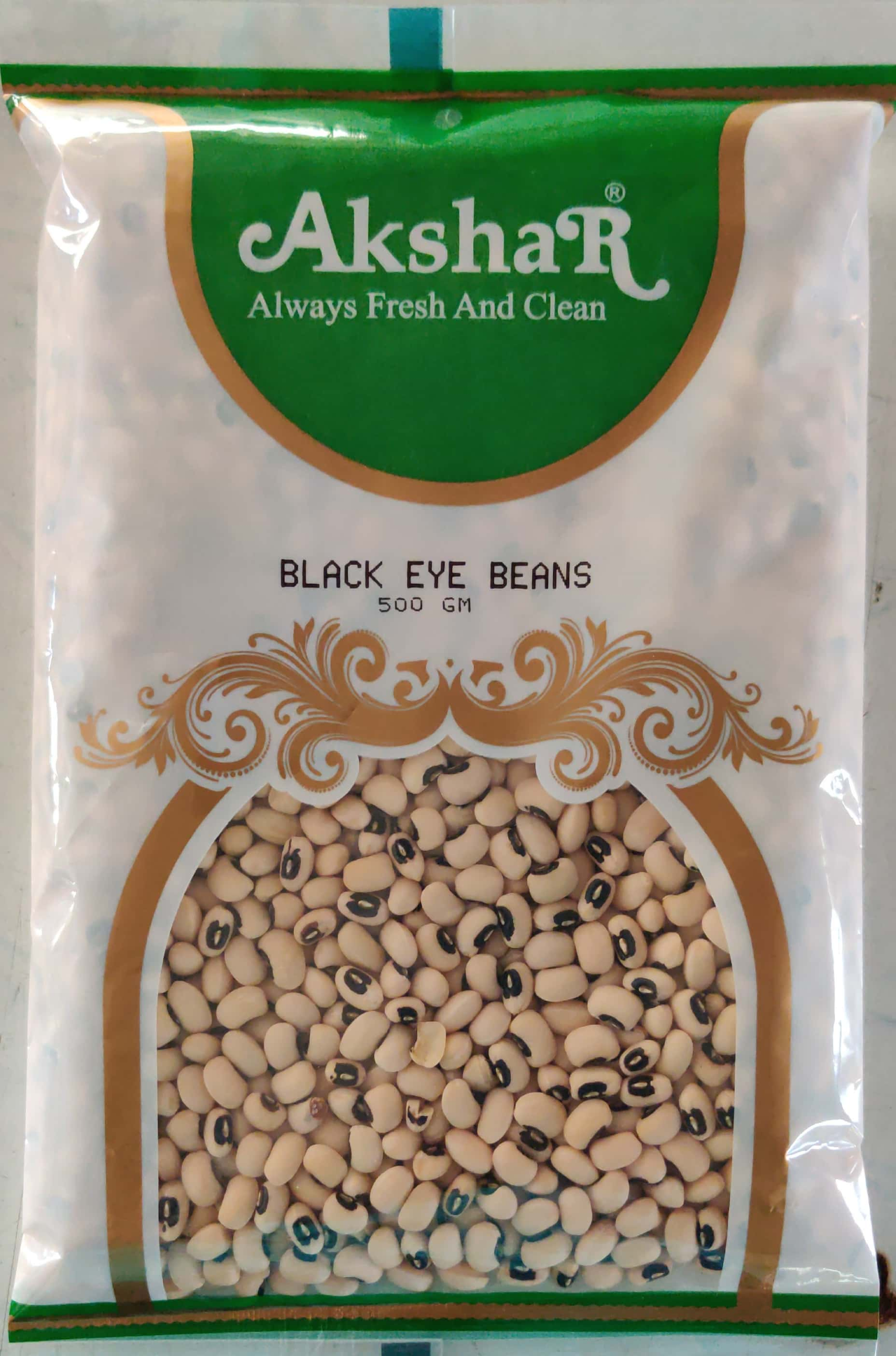BLACK EYE BEAN (WHITE LOBIA)