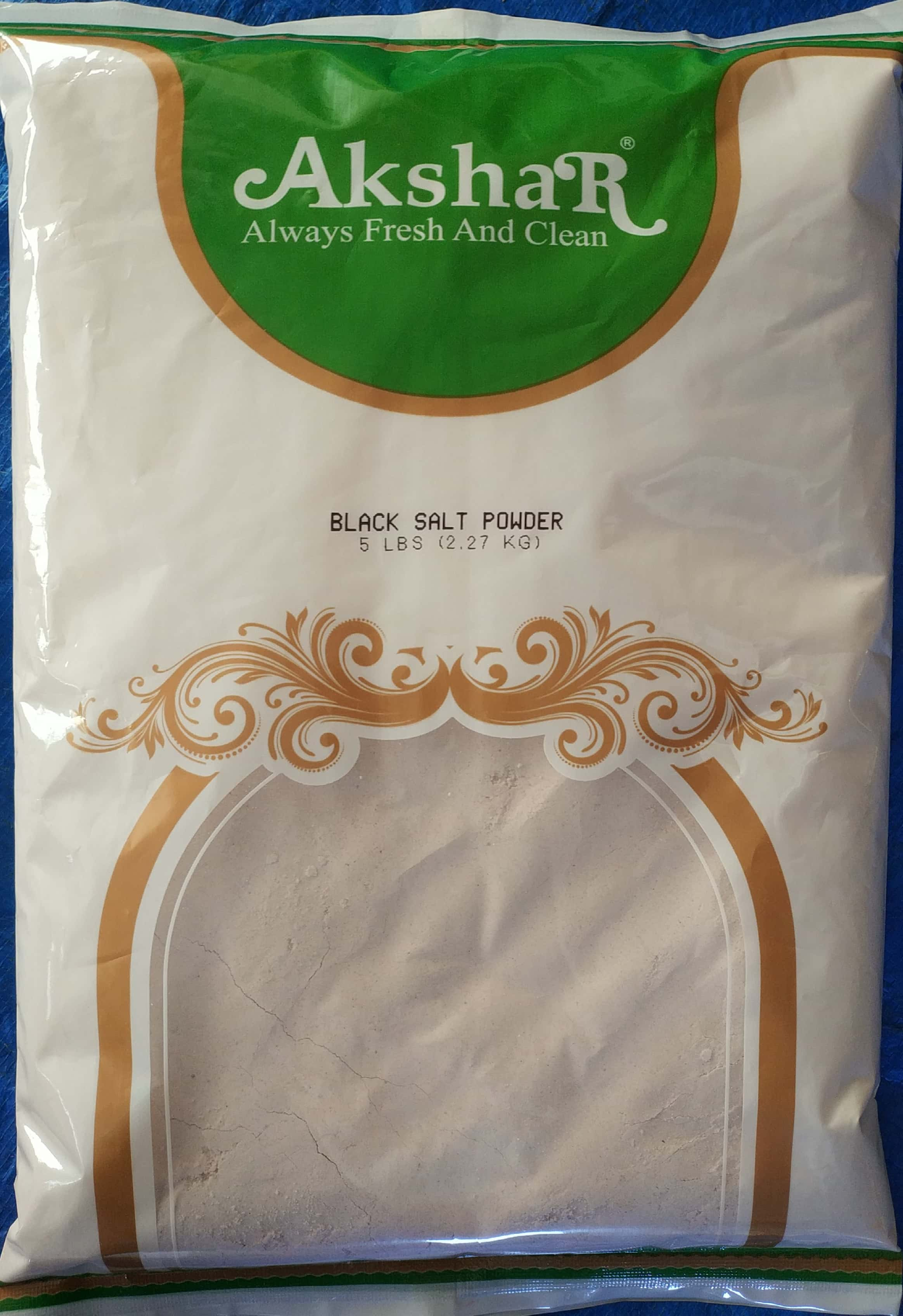 BLACK SALT POWDER (KALA NAMAK)