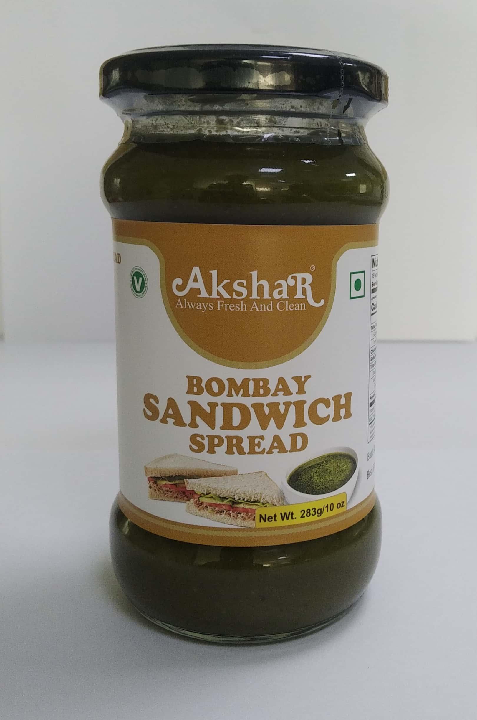BOMBAY SANDWICH CHUTNEY