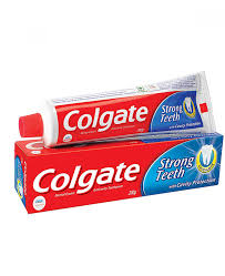 CAVITY PROTECTION  TOOTHPASTE (STRONG TEETH)