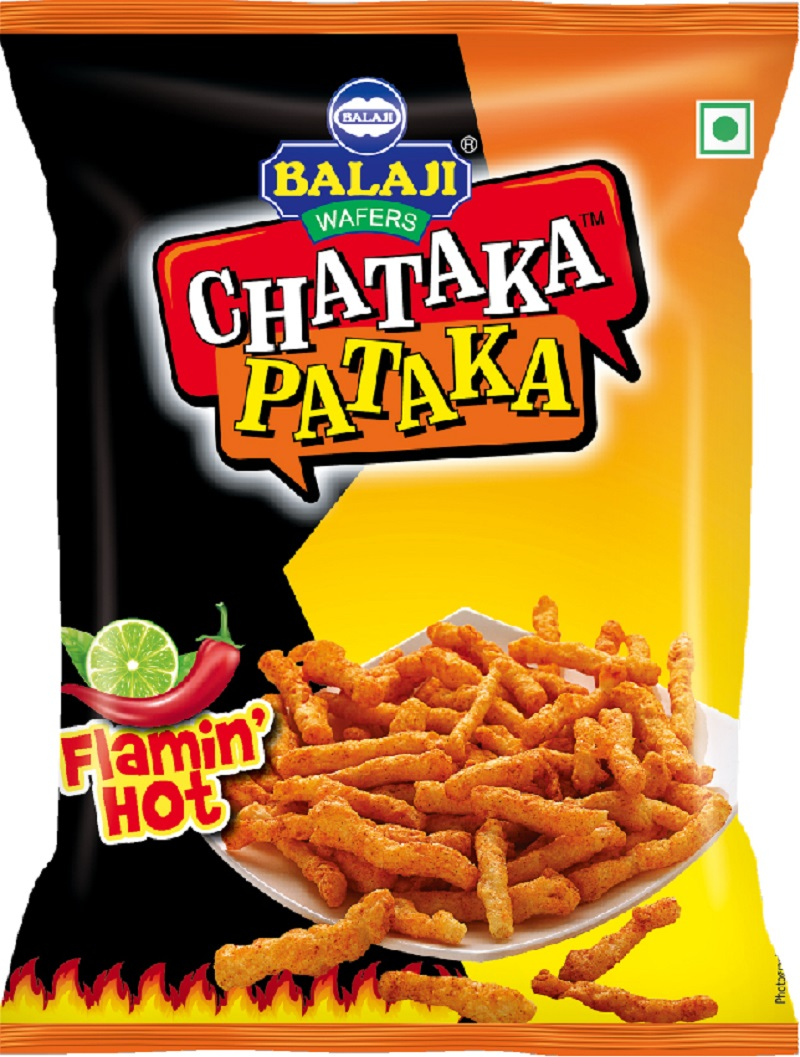 CHATAKA PATAKA FLAMING HOT