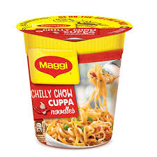 CHILLY CHOW CUPPA NOODLES