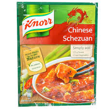 CHINESE SCHEZUAN SOUP