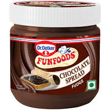 CHOCOLATE SPREAD FUDGE