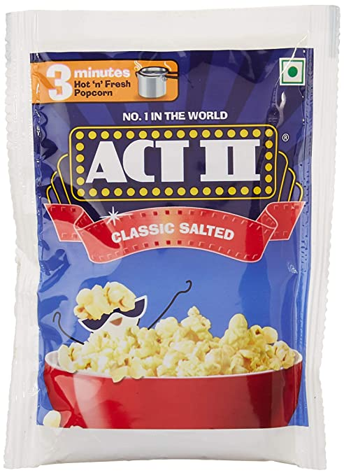 CLASSIC SALTED POPCORN