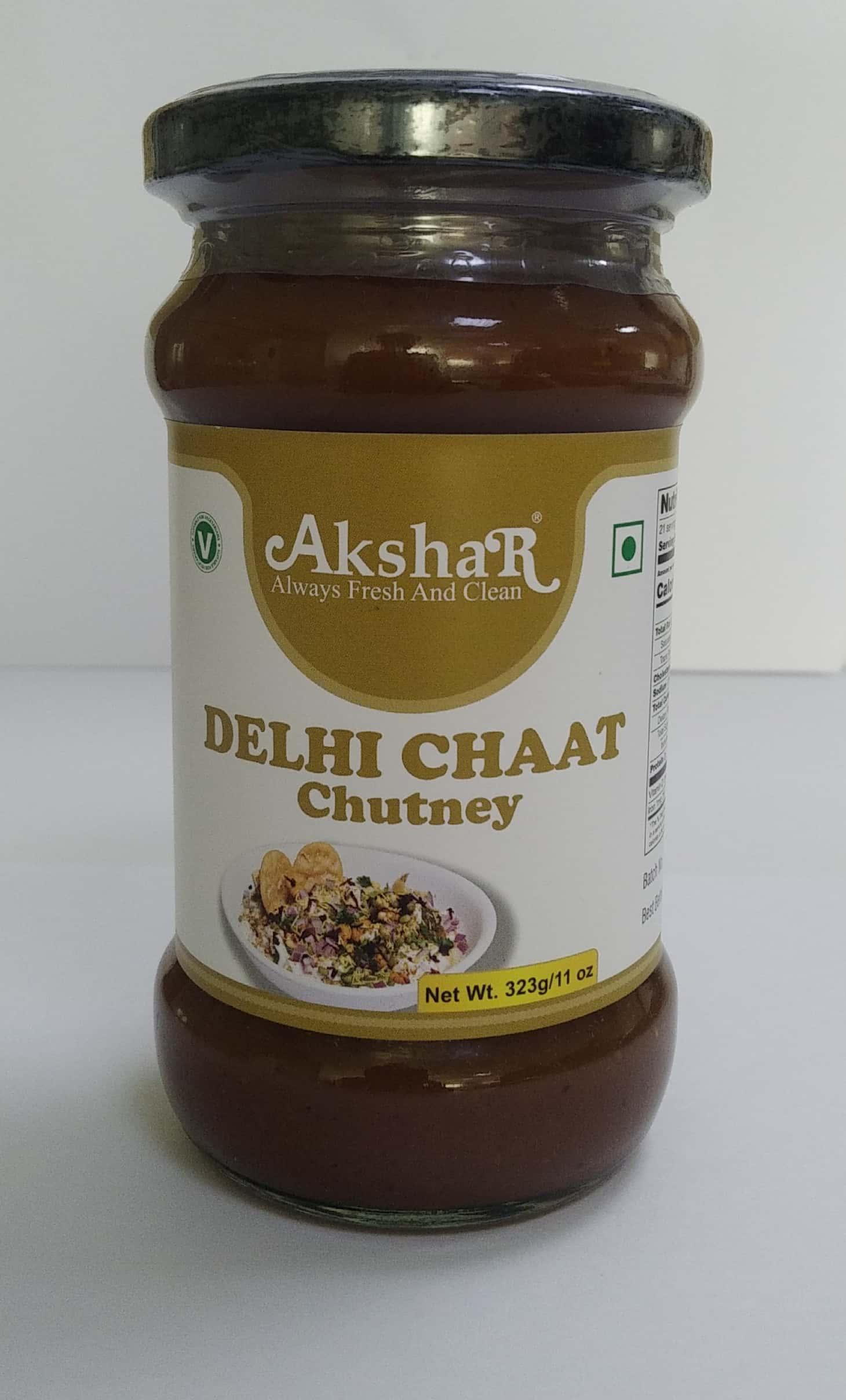 DELHI CHAT CHUTNEY