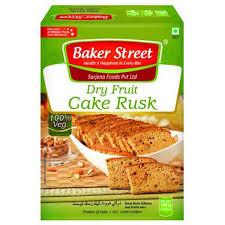 DRY FRUIT CAKE RUSK
