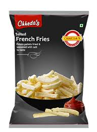 FRENCH FRIES SALTED