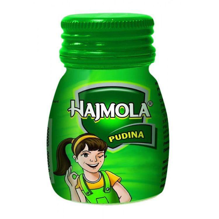 HAJMOLA PUDINA