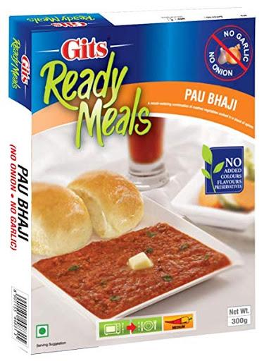 HEAT & EAT PAU BHAJI