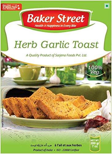 HERB GARLIC TOAST