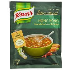 INTERNATIONAL HONG KONG MANCHOW NOODLES SOUP