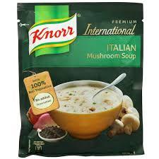 INTERNATIONAL ITALIAN MUSHROOM SOUP