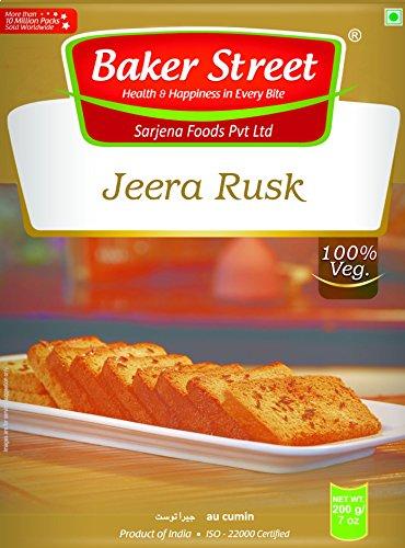 JEERA RUSK TOAST