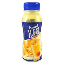 KOOL KESAR FLAVOURED MILK