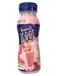 KOOL ROSE FLAVOURED MILK
