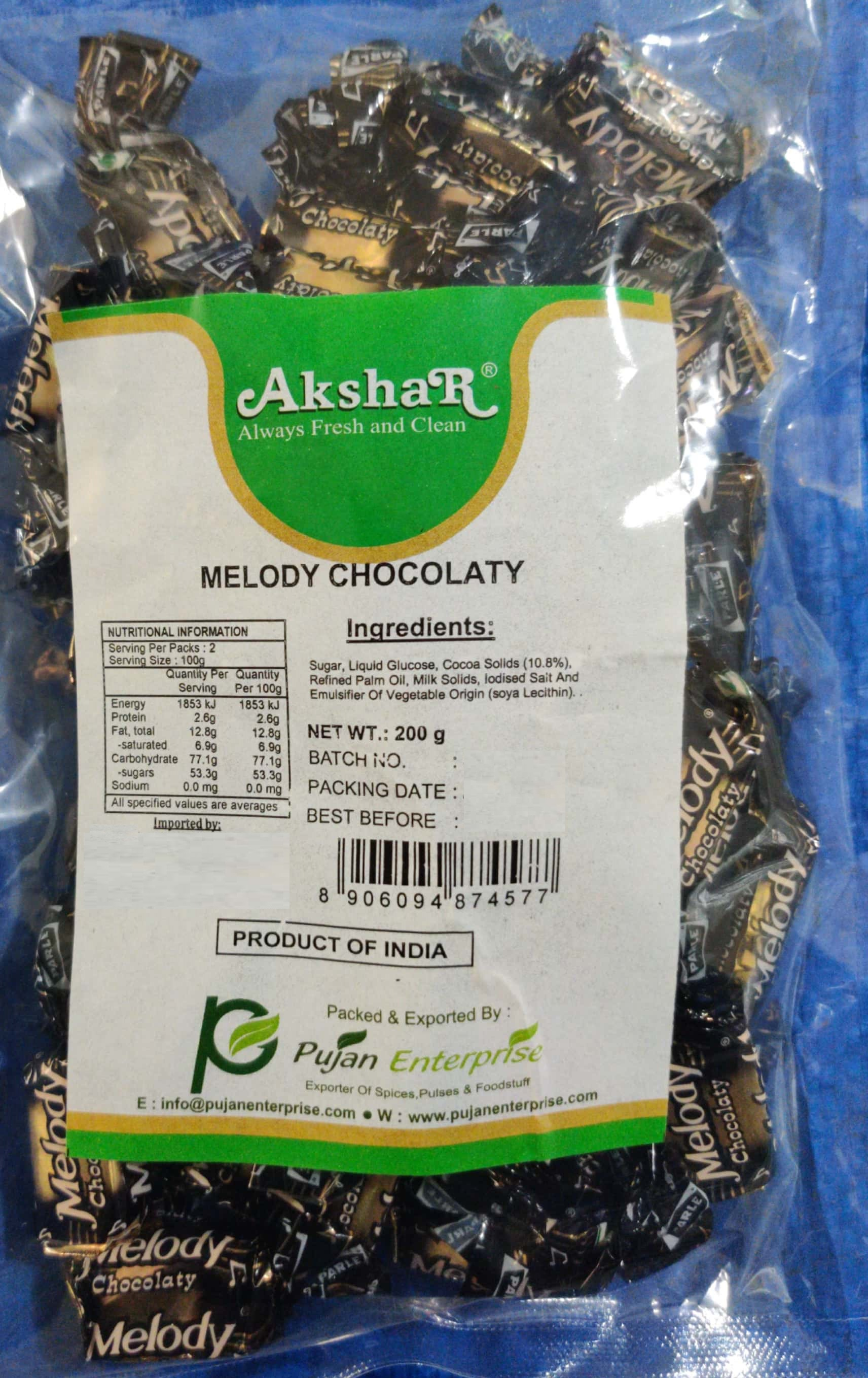 MELODY CHOCOLATY