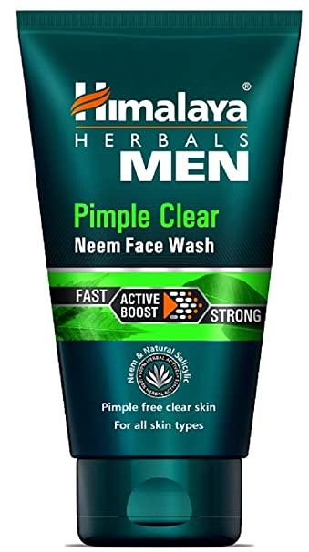 MEN PIMPLES CLEAR NEEM FACE WASH