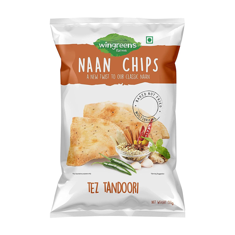 NAAN CHIPS TEZ TANDOORI