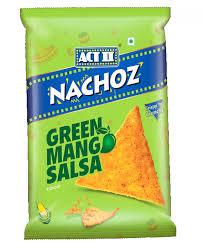 NACHOZ - GREEN MANGO SALSA