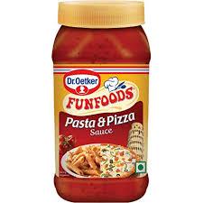 PASTA & PIZZA SAUCE (NO ONION NO GARLIC)