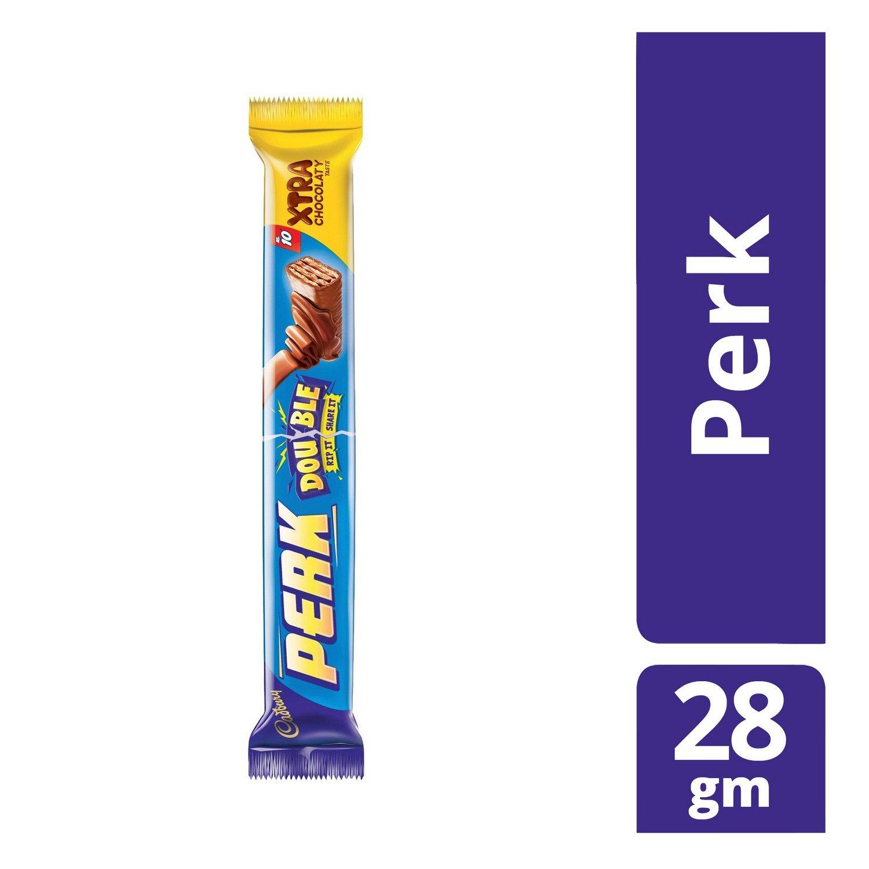 PERK DOUBLE CHOCOLATE