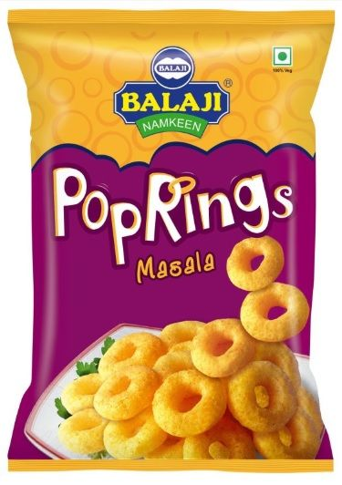 POP RINGS - MASALA