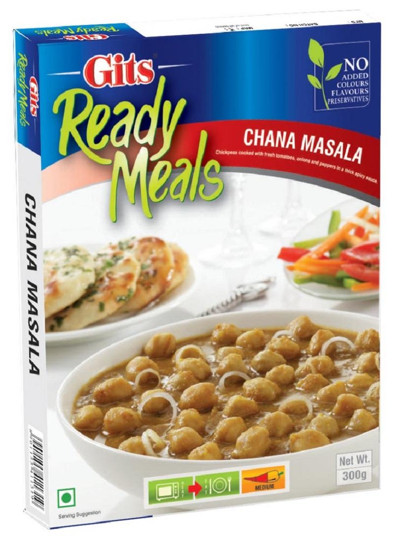 READY MEALS CHANA MASALA