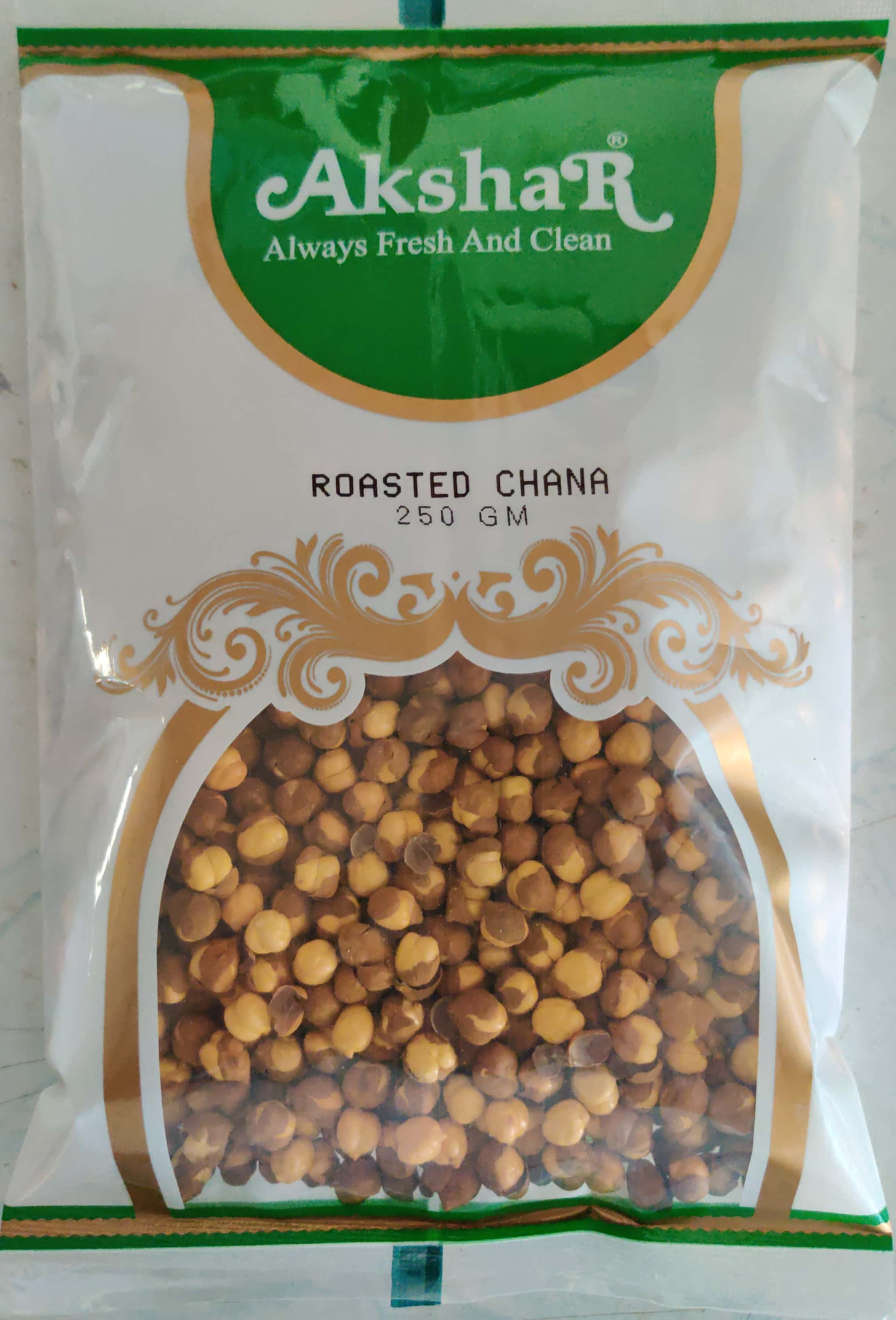 ROASTED CHANA (ROASTED GRAM)