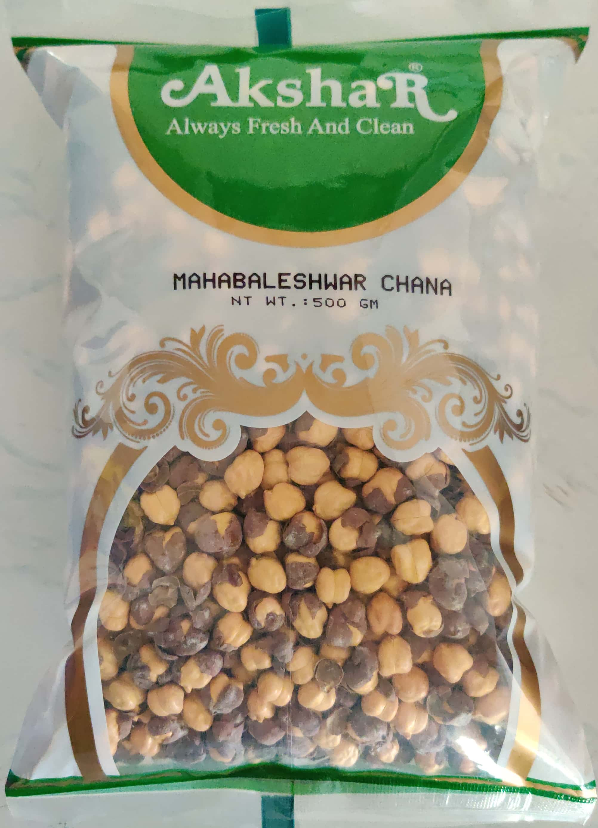 MAHABALESHWAR CHANA (WITH SKIN) ROASTED GRAM