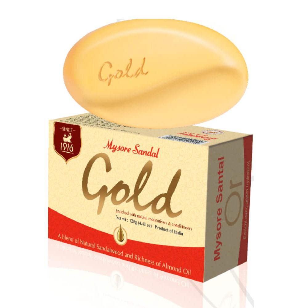 SANDAL GOLD SOAP