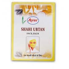 SHAHI UBTAN FACE PACK