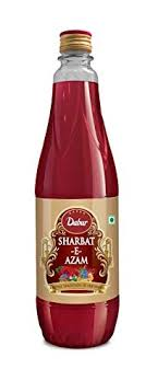 SHARBAT E AZAM (ROSE SYRUP)