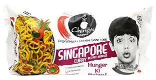 SINGAPORE CURRY INSTANT NOODLES