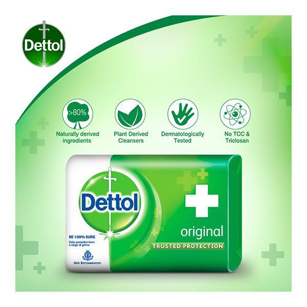 SOAP (ORIGINAL) GREEN