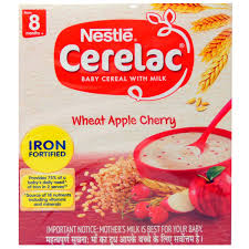 WHEAT APPLE CHERRY